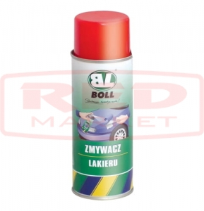 Zmywacz lakieru 400ml spray BOLL