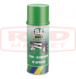 Cynk + aluminium spray BOLL 400ml