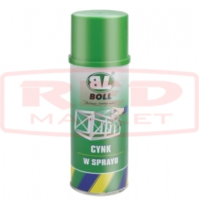 Cynk w sprayu BOLL 400ml
