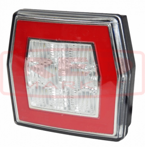 Lampa cofania LED FT-124 12/24V